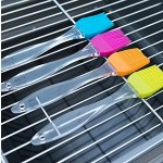 Pastry Brush Silicone, X-Chef BBQ Brushes Basting Brush Set