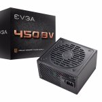 EVGA BV Series 450W 80 PLUS Bronze Certified PSU