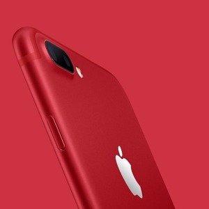 苹果史上第一款红色iPhone! 开卖啦!全新红色特别版 Apple iPhone 7/7 Plus
