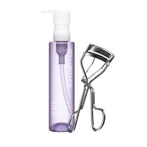 eyelash curler and blanc: chroma set - ShuUemura_US