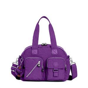Defea Handbag - Tile Purple | Kipling