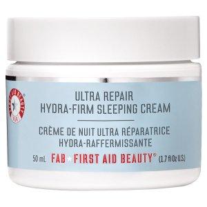 First Aid Beauty Ultra Repair Hydra Firm Overnight Sleeping Cream (50ml) | Buy Online | SkinStore