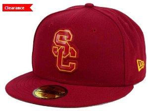 as low as $10NCAA Hats @Lids