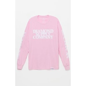 Diamond Supply Co Double Vision Long Sleeve T-Shirt at PacSun.com