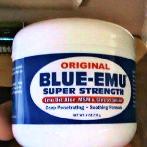 $26.88 (Orig $33.50)Blue Emu Original Analgesic Cream, 12 Ounce (Packaging May Vary)
