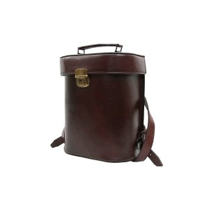 Unique Brown Leather Backpack Rucksack Quality and Stylish