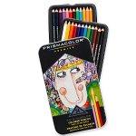 Prismacolor Premier Colored Pencils, Soft Core, 24-Count