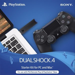 Only at Best BuySony DualShock 4 Wireless Controller Starter Kit