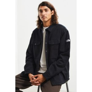 The North Face Campground Sherpa Shirt Jacket