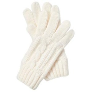 Cable Gloves at Crazy 8