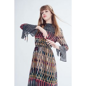 Mythopoeia Dress (Mondrain)