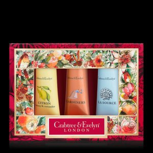 Best Sellers Hand Therapy Sampler Set - Crabtree & Evelyn