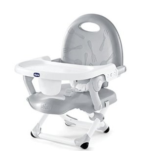 $23.99 Chicco Pocket Snack Booster Seat, Grey