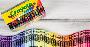 Up to 40% OffSelect Crayola Items @ Amazon
