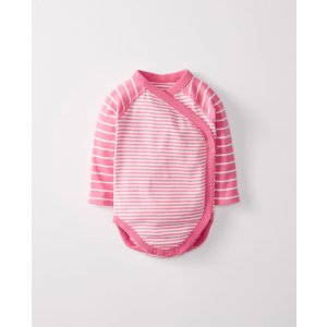 Baby Crossover One Piece In Organic Cotton