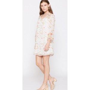 Women's Vesta Silk Dress made of Silk