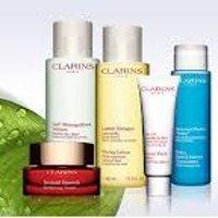 折扣升级:Clarins官网 精选护肤品,限量版超值套装热卖