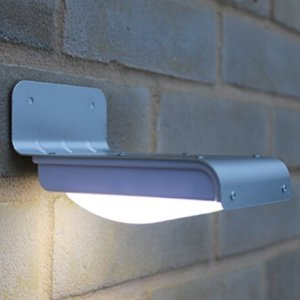 $12.99Frostfire 16 Bright LED Wireless Solar Powered Motion Sensor Light (Weatherproof, no batteries required)