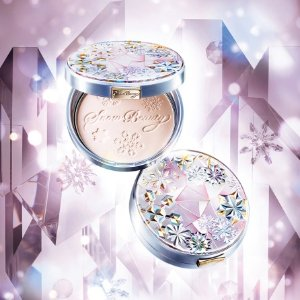 Flash Sale! Daily Update 18% Off SHISEIDO MAQUILLAGE SNOW BEAUTY Powder 25g+Day Cushion 1 Piece+ Night Cushion 1 Pieces 2017 Limited