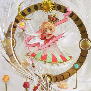 From $101.53 Cardcaptor Sakura 1/7 PVC Figures @Amazon Japan