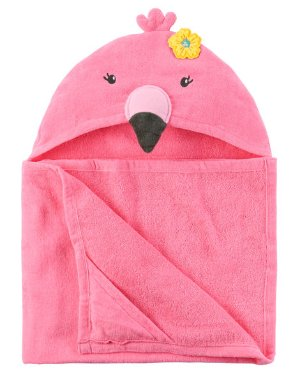 50% Off + Extra 25% Off $40Free Shipping All Orders Today Only Hooded Towel @ Carter's