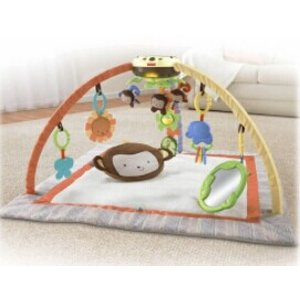 Fisher-Price My Little SnugaMonkey Ultra Comfort Musical Gym