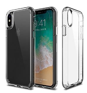 $1.99PATCHWORKS iPhone X 透明防摔全方位保护手机壳 多款可选