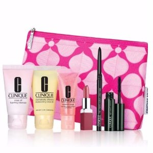 15% Off + Free 7-pc Gift Setwith Any Clinique purchase of $28 @ Lord & Taylor