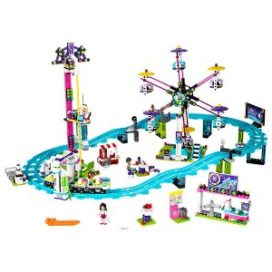 Amusement Park Roller Coaster | LEGO Shop
