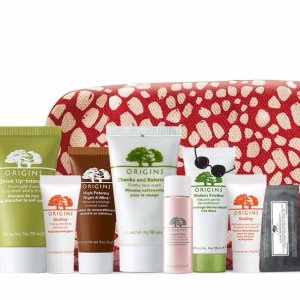 Free 9-pc getawa bagwith any $65 purchase (a $44 value) @ Origins
