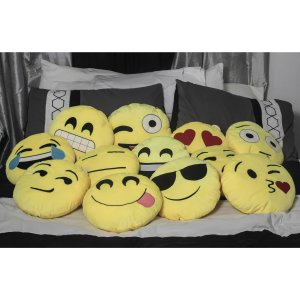 from$10.7Soft Plush Emojee(z) Throw Pillow