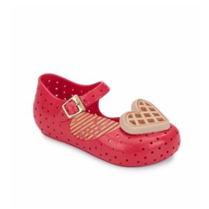 Mini Melissa 心形玛丽珍平底鞋