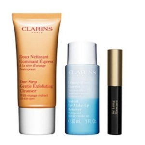 Free 3 Pc Gifts ($30 Value)With $65 Clarins Purchase @ Nordstrom