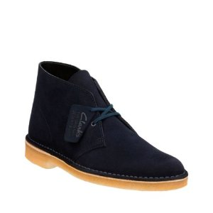 Desert Boot Midnight Suede - Clarks Originals - Clarks® Shoes Official Site