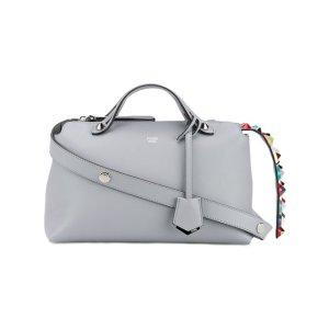 Fendi By The Way Leather Shoulder Bag - Farfetch