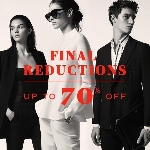 Final ReductionsSale @ REISS