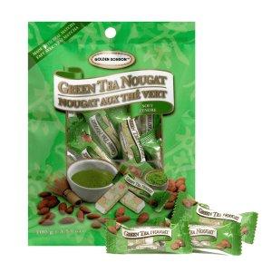 GoldenBonBon Green Tea Nougat