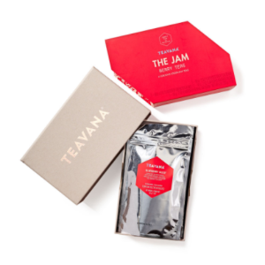 The Jam Berry Tea Sampler | Teavana