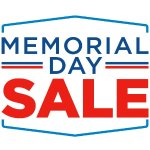 Memorial Day sale @ Overstock