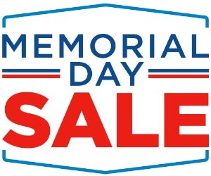 20% offMemorial Day sale @ Overstock