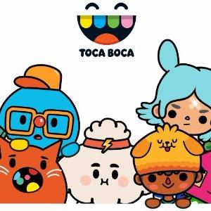低至$6.99Toca Boca 书包、服饰、床品等儿童用品促销