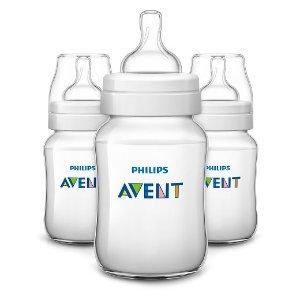 Philips Avent Anti Colic bottle 3pk : Target