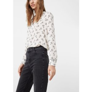 Flowy printed blouse - Women | OUTLET USA