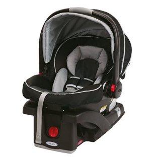 $82.79 销量冠军Graco SnugRide Click Connect 35 婴儿汽车安全座椅