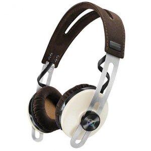 $289Sennheiser HD 1 On-Ear Wireless Headphones with Integrated Microphone (Ivory)