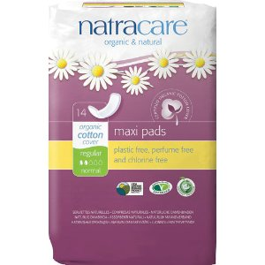 Natracare Comfort Pads-Regular -- 14 Pads
