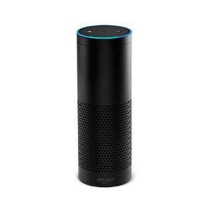 Amazon Echo Voice Command Smart Assistant Speaker - 8396072 | HSN