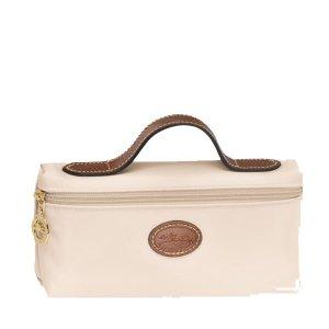 Longchamp Le Pliage Pouchette - Ivory