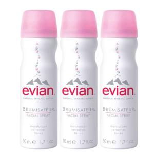 Evian® Facial Water Spray Trio