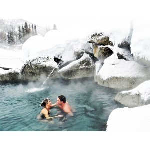 One Day Tour to Fairbanks, Chena hot springs, Ice Museum, Northern Lights Lodge etc.